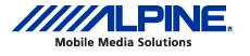 Alpine Audio et  vidéo autocar